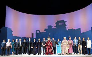 疫情期间 全球规模最大歌剧《杜兰朵》卫武营上演