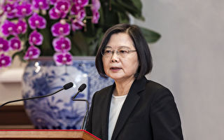 蔡英文宣布:李大维接任总统府秘书长