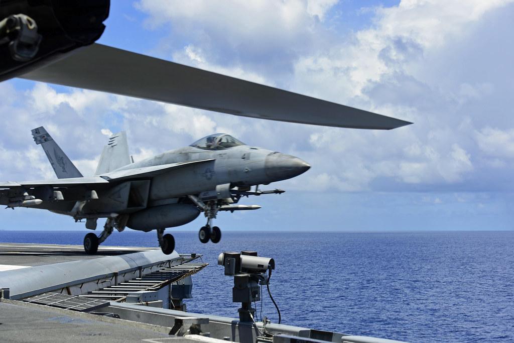 沈舟:美軍連續強硬動作 中共轉入低調