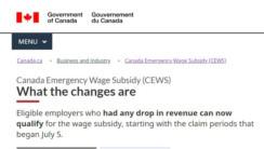 工资补助计划第五阶段下周一开始接受申请
