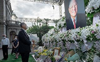 日本跨黨派議員團訪台9日弔唁李登輝