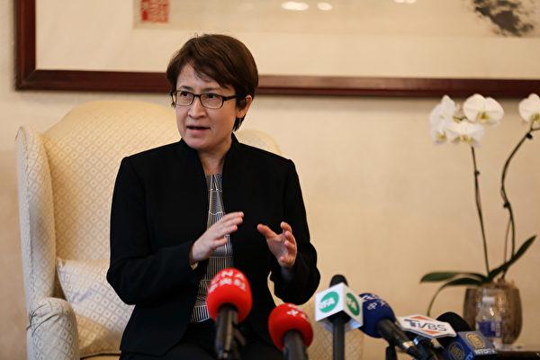 促台美双边贸易协定 萧美琴:台湾已准备好