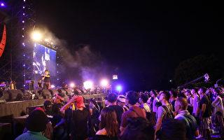 原住民族音樂節 台東森林公園湧入上萬民眾
