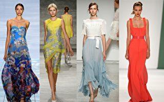 紐約春夏時裝週9/13開始 直播現場時裝秀
