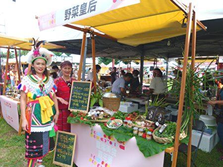 台湾美食嘉年华刺激消费,全台知名美食台东大集合。