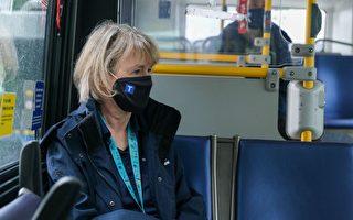 8月24日起 乘坐卑詩公交必須佩戴口罩