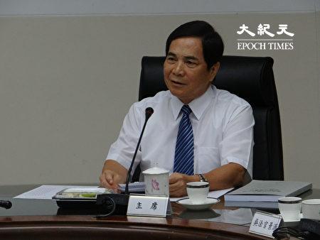 姜仁脩表示,期盼职务法庭的惩戒案件在引进非职业法官参与审判后,能使司法官监督淘汰的机制更加公开透明。