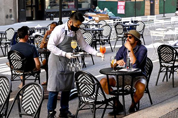 室外用餐存隐忧 至少8人意外车祸受伤