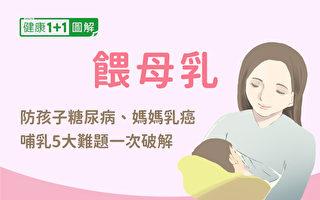 餵母乳的好處這麼多!哺乳5大困難一次破解