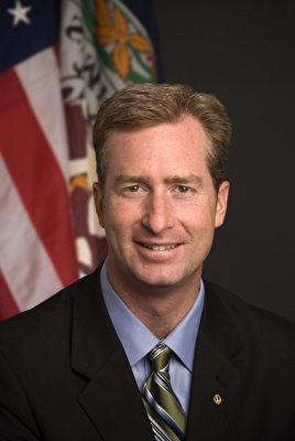 維珍尼亞州眾議員大衛·布洛瓦(David Bulova)。(布洛瓦議員辦公室)