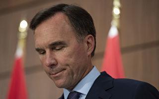 卷入WE机构丑闻 加拿大财政部长莫纽辞职