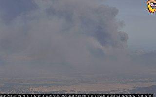 北加州科盧薩野火擴散 當地區民被迫撤離