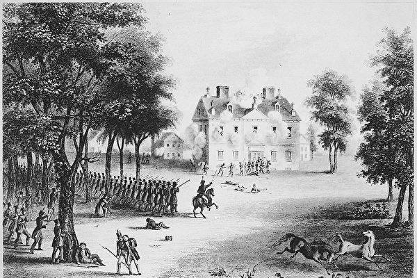 华盛顿将军系列故事:平生一片心