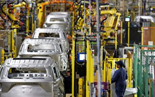 美7月製造業產出強勁增長 優於市場預期