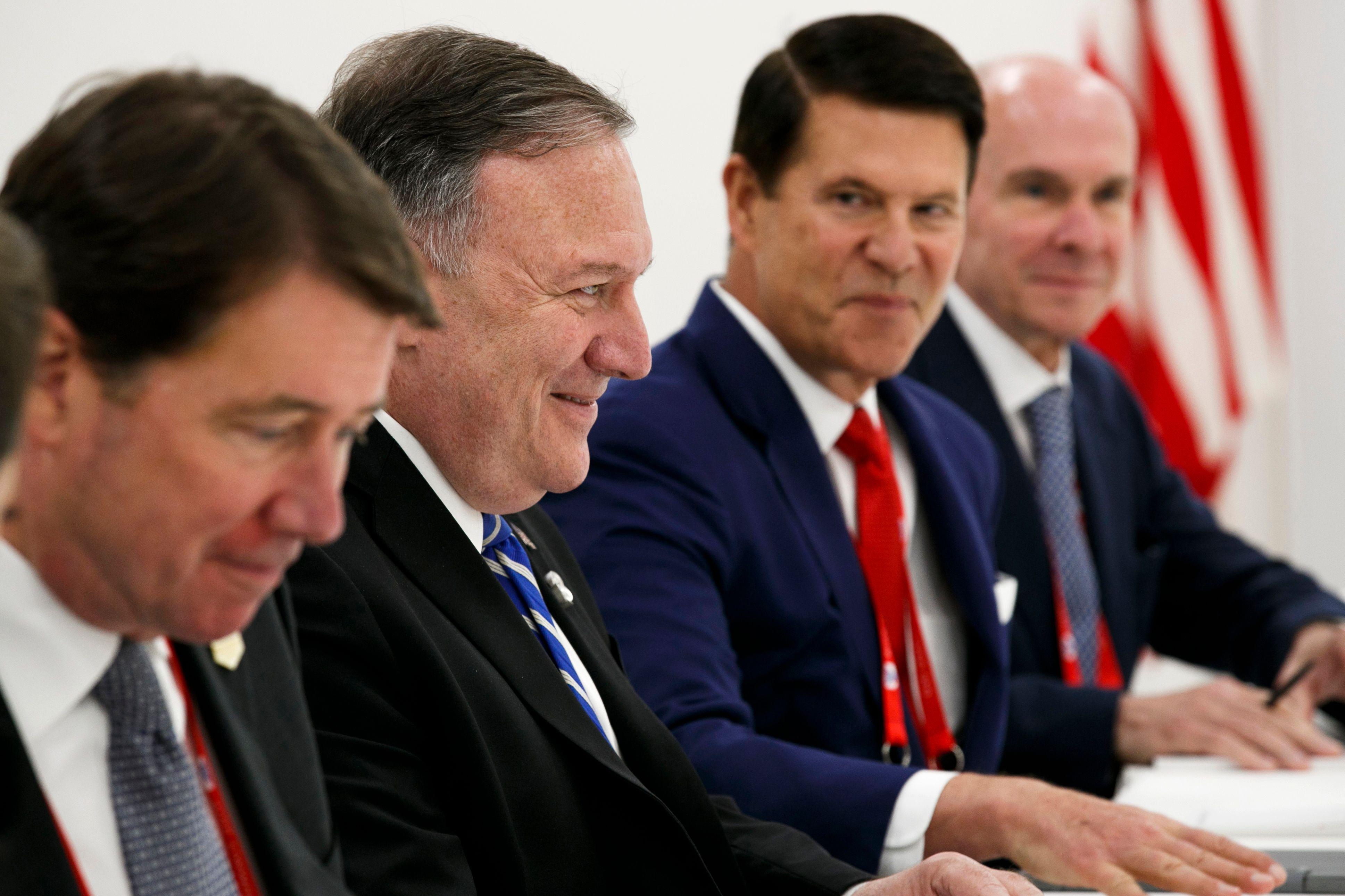 美國國務次卿:呼籲巴西禁用華為加入淨網行動