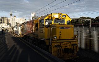 奥克兰火车因紧急维护将以半速运行6个月