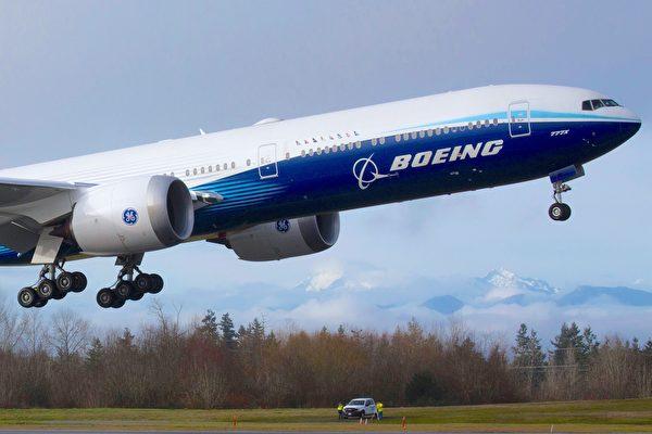 欧洲批准波音737 MAX年底复飞 波音股价上涨