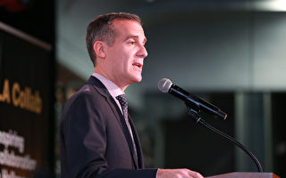 洛杉矶市长:违规办大型派对可断水电