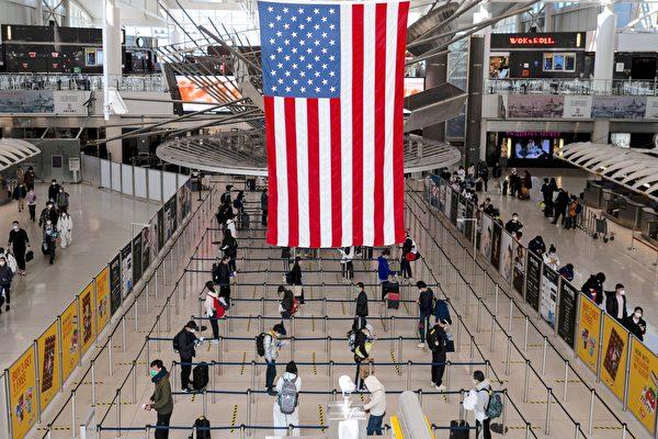 航班人潮驟減 紐約機場大修卻面臨推遲