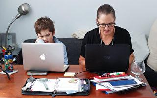 全美中小學開課在即 遇上「筆電荒」