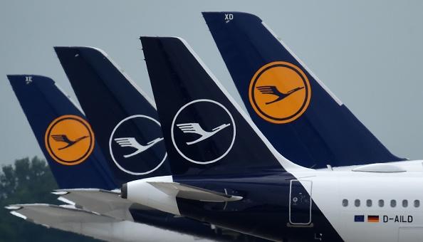 受疫情重創 漢莎航空第二季虧損17億歐元