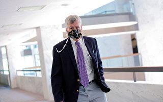 美联邦参议员比尔·卡西迪病毒检测呈阳性