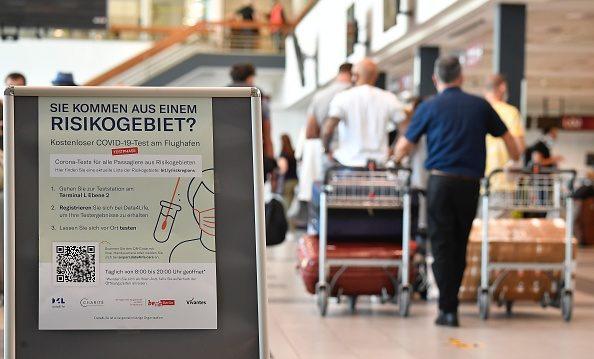 8月起 德國為度假回國者免費病毒測試