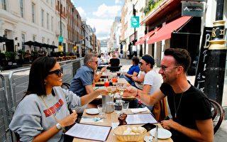 外出用餐半价优惠 英国逾千万人次使用