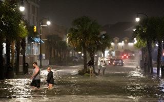 組圖:颶風伊薩亞斯侵襲美國東岸