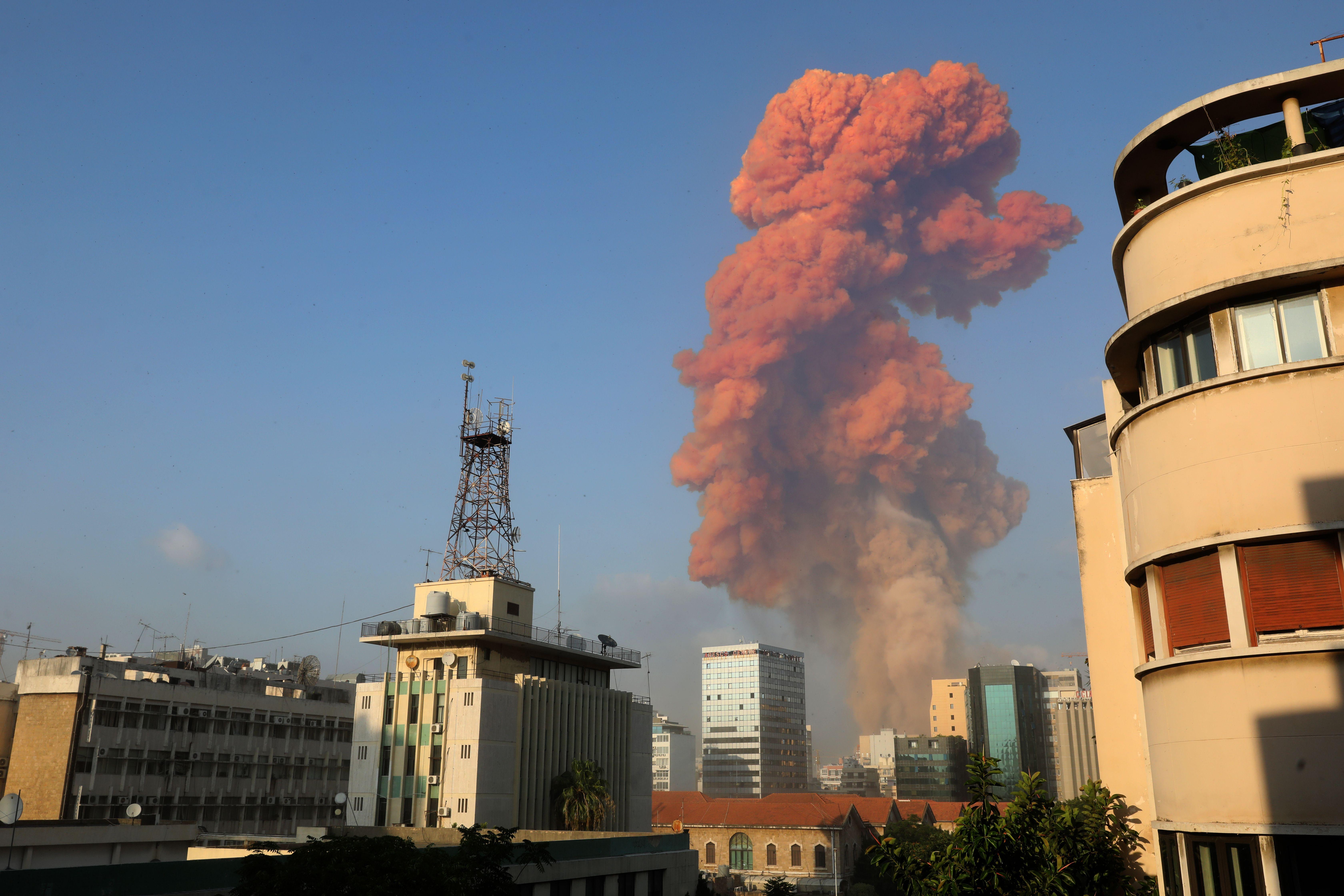 貝魯特大爆炸肇因硝酸銨 買家:本要採礦用