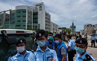 【直播】港警逮捕黎智英 搜查蘋果日報大樓