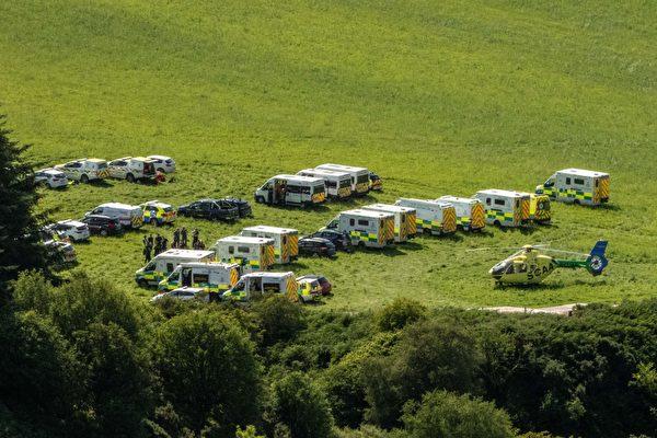 【快訊】蘇格蘭火車脫軌 至少3死1傷