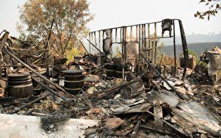 北加大火估計已燒毀逾3000建築