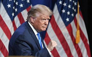 民调:川普在六个摇摆州支持率上升