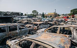 美威州爆骚乱 州长向基诺沙派遣国民警卫队