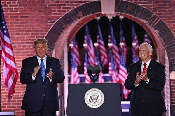 副总统辩论 川普最赞赏彭斯哪段话