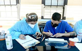 加州疫情现全面缓解迹象 入院人数新增病例均降