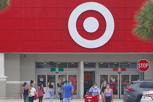 第二季度財報亮眼 美五大零售商營收超預期