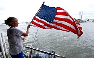 两热带风暴来袭 川普宣布路州紧急状态
