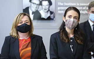 """新西兰拨""""数亿""""资金以获得中共病毒疫苗"""