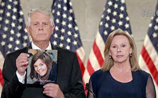 凯拉父母的发言:川普不只说 更会付诸行动