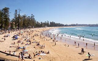 天气回暖 人群聚悉尼海滩 当局忧社区传染