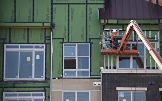 大华府新公寓交付量显着减少