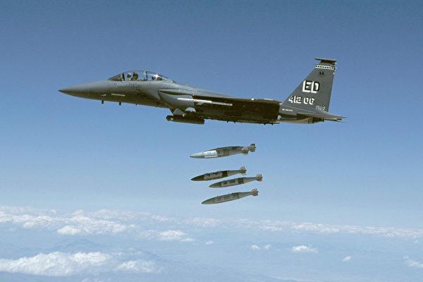 美國冷戰武器今派用場 第四代戰機