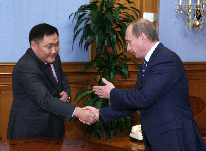 俄羅斯首報二次感染 圖瓦共和國主席再度入院
