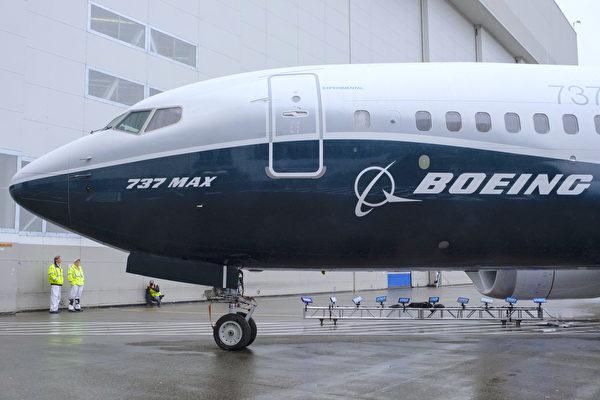 波音7月新訂單掛零 僅交付4架新機