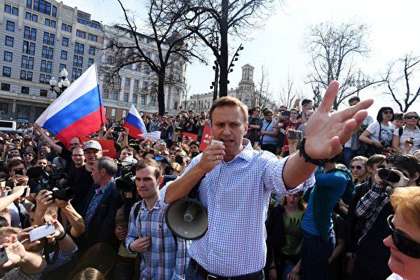 俄国反对派领袖纳瓦利内被判囚 多国促放人