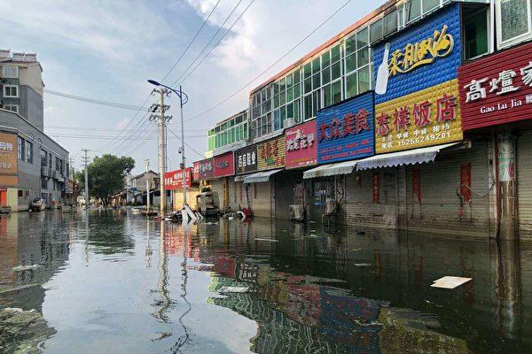 【一線採訪】洩洪致巢湖被淹半月 政府推責