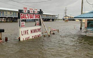 4級颶風勞拉逼近德州與路州 50萬人撤離