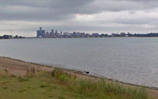 为救3溺水女孩 美国底特律一消防队员殉职